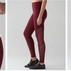 Lululemon Body Con Tight Leggings Size 4
